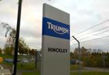 いよいよヒンクレーのトライアンフ本社への画像