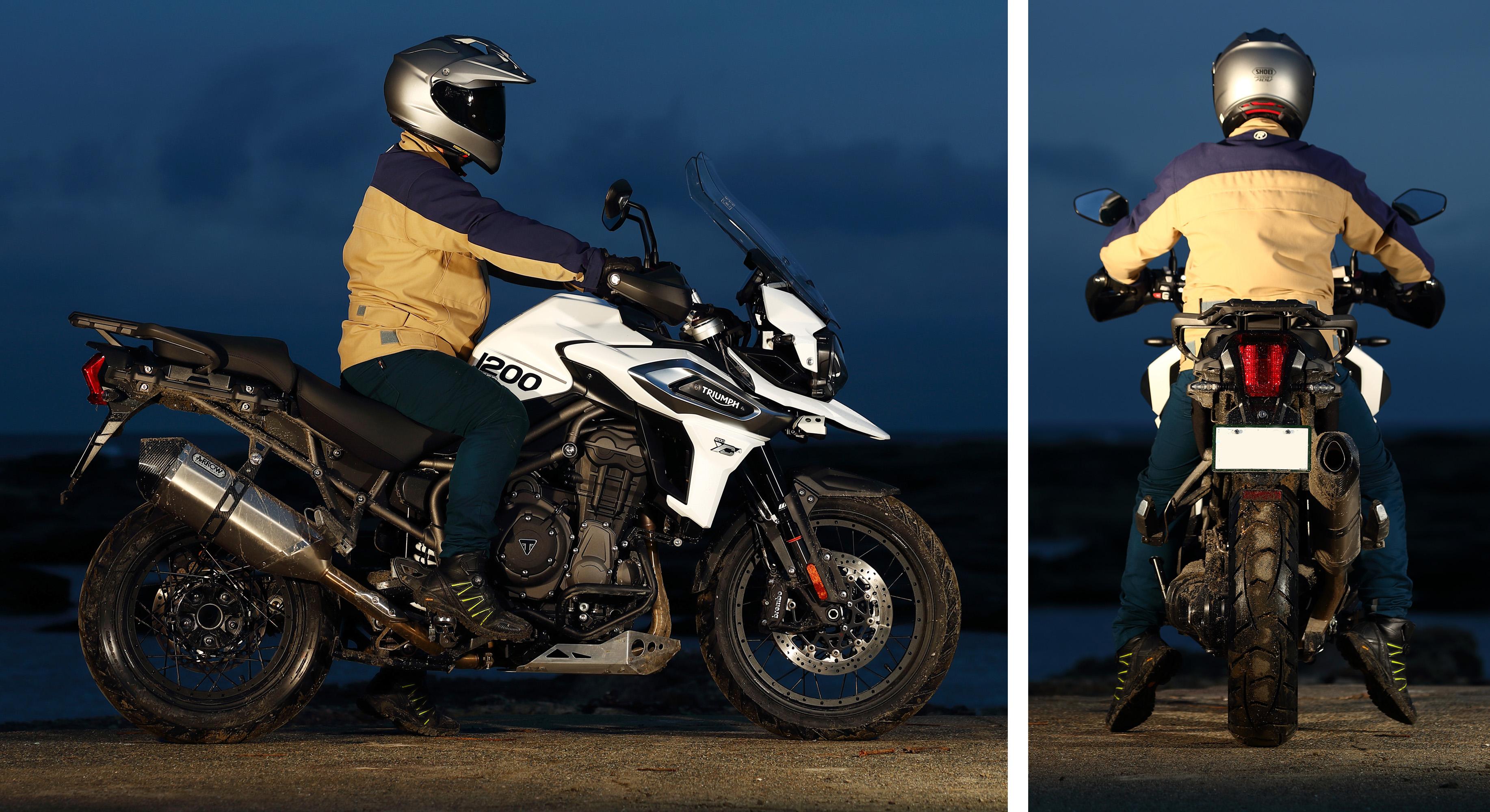 トライアンフ タイガー800XCA & タイガー1200XCAの画像