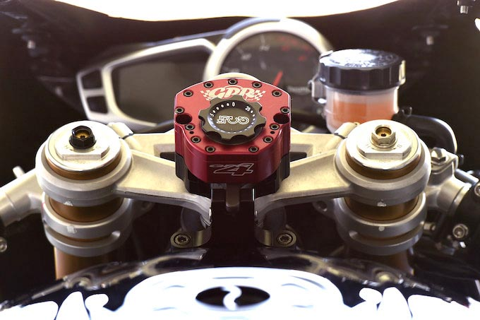 トライアンフ Moto2 プロトタイプの画像