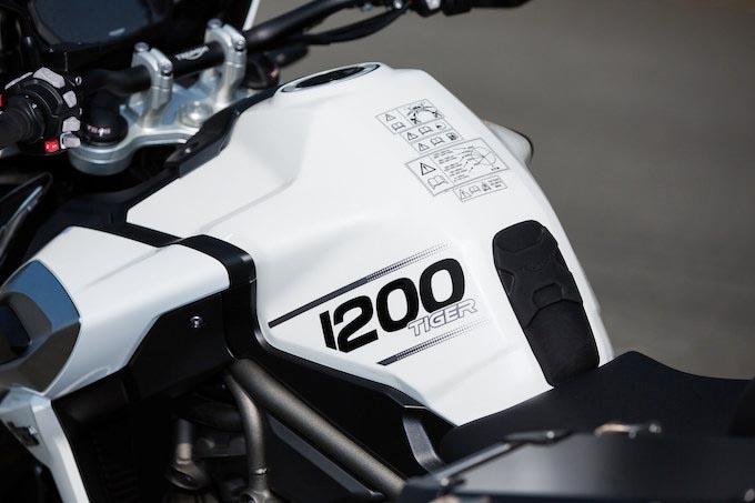 トライアンフ タイガー1200XCAの画像