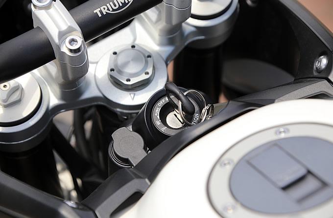 トライアンフ タイガー800XCxの画像