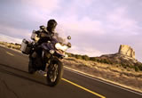 The NEW Triumph Explorer – Southwest USAの画像