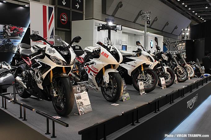大阪モーターサイクルショーの画像