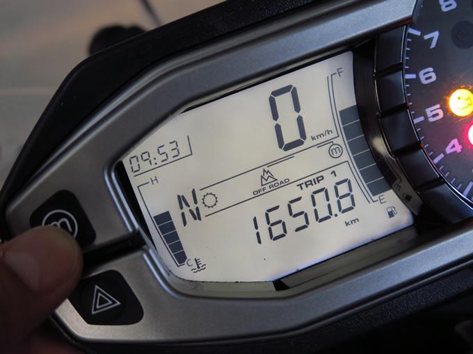 タイガー800XCxの画像