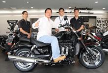 ロケットⅢロードスター新車購入資金100万円プレゼント当選者発表の画像