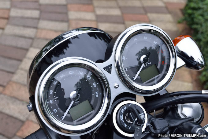 ボンネビルT100・T100ブラック&ストリートカップ国内発表会レポート