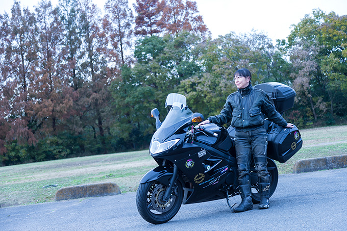 【インタビュー】スプリントSTを乗り継ぎながら20万kmを目指す