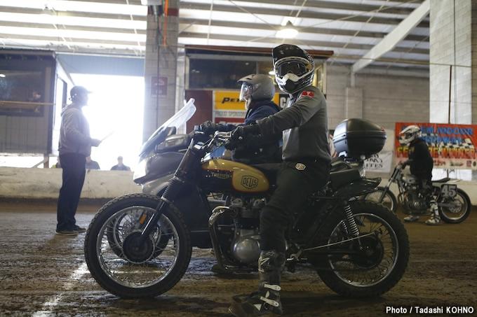 The One Moto Show(ザ・ワン・モト・ショー)トライアンフ レポート