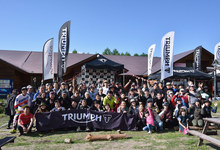 キャンプスタイルのトライアンフミーティング「トライキャンプ」レポートの画像