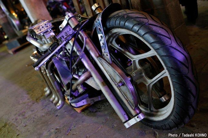 トライアンフをメインとしたThe One Moto Show2018(ザ・ワン・モト・ショー) レポートの画像