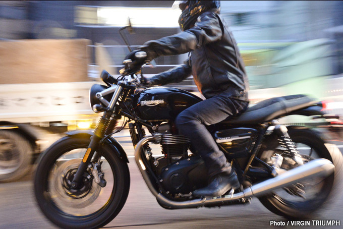 トライアンフ新型ストリートツイン&ストリートスクランブラー発表・試乗会レポート発表!の画像