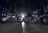 Welcome to the Triumph Factory Custom build offの画像