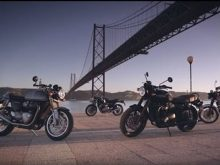 Introducing the New Bonneville T120 and Thruxtonの画像