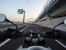 タイガー800XCx 長期インプレ vol.05【日帰り1,000kmチャレンジ!! 前編】の画像