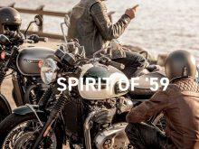トライアンフのモダンクラシックモデルに試乗でカスタムバイクをプレゼント!の画像