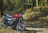 バイクの楽しさが詰め込まれた2019年式の新型ストリートスクランブラー試乗インプレの画像