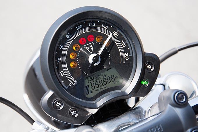 トライアンフ ボンネビル スピードマスターの画像