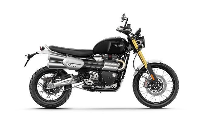 スクランブラー1200 XE / スティーブマックイーン エディション(2021-)の01画像