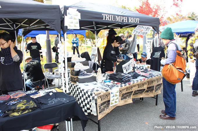 TRIUMPH RIOT 4thの画像