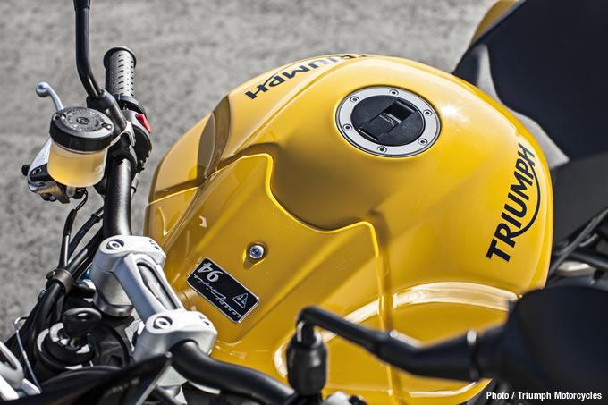 スピードトリプルR 94の画像