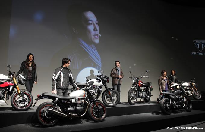 2016モデル メディア向け国内発表会の画像