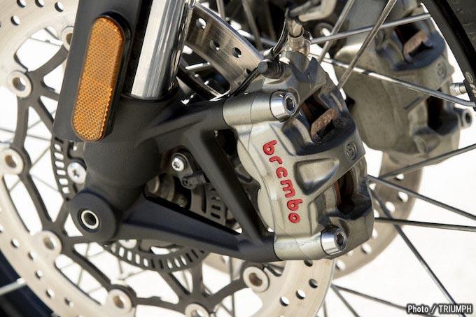【速報】 トライアンフ ニューモデル Scrambler 1200 XC/XE 発表!の画像
