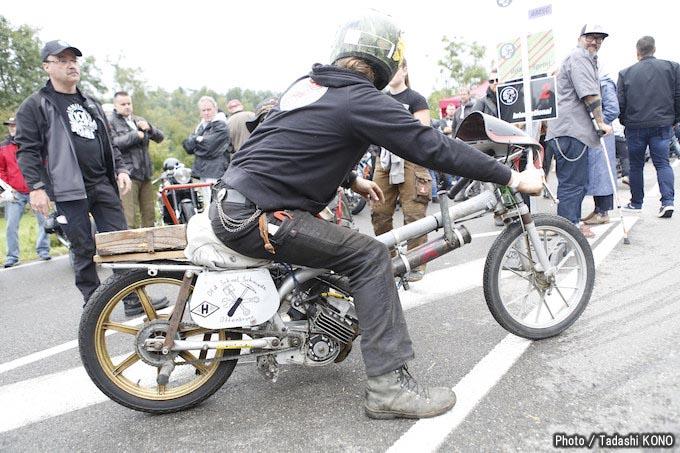 欧州の草レースシーンを象徴する2018Glemseck101(グレムセック・ワンオーワン)レポートの画像
