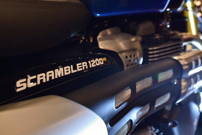 トライアンフ新型スクランブラー1200発表会&ローンチパーティー レポートの画像
