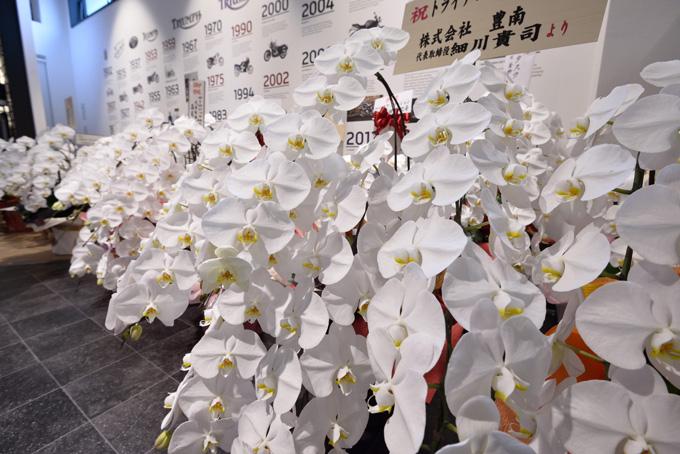 四国地区唯一の正規販売店「トライアンフ高松」グランドオープニングイベントの画像