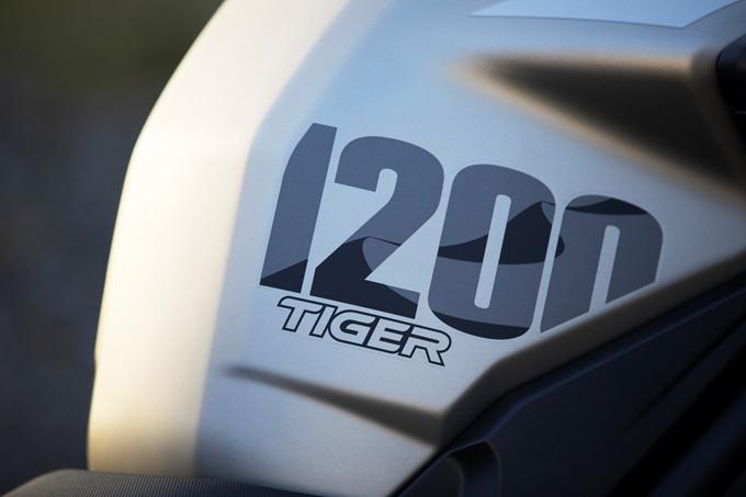 タイガーを超えるタイガー「TRIUMPH TIGER 1200 DESERT SPECIAL EDITION 」が6/1より発売 02画像