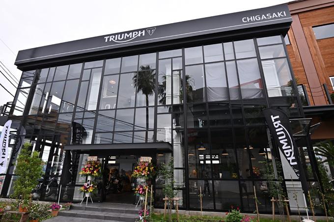 まるでカリフォルニア!湘南エリアに開放的な「トライアンフ茅ヶ崎」が7/11にグランドオープンの01画像