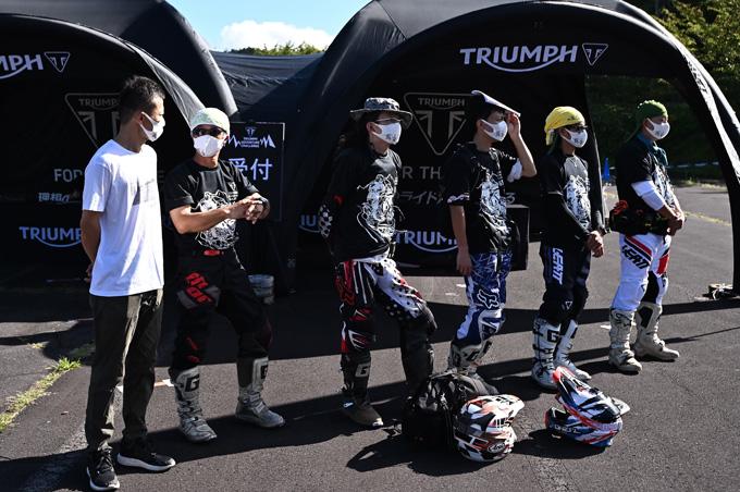 トライアンフのアドベンチャーモデルが長野県に集結!「TRIUMPH ADVENTURE CHALLENGE 1st」レポートの13画像
