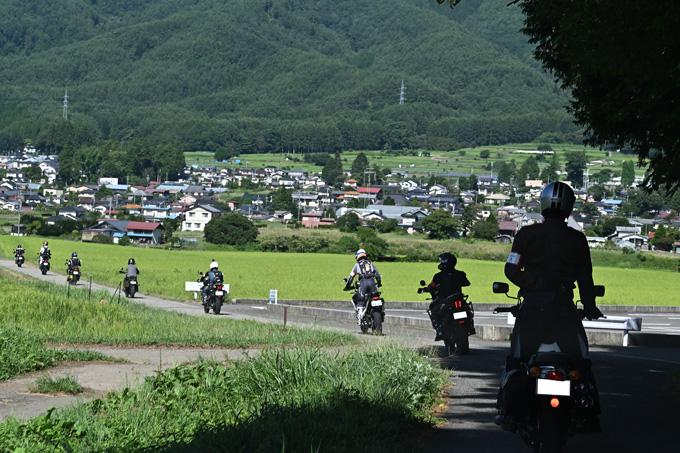 トライアンフのアドベンチャーモデルが長野県に集結!「TRIUMPH ADVENTURE CHALLENGE 1st」レポートの16画像