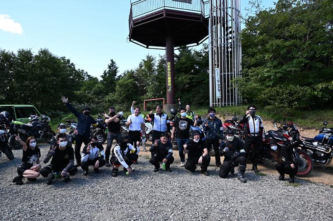 トライアンフのアドベンチャーモデルが長野県に集結!「TRIUMPH ADVENTURE CHALLENGE 1st」レポートの36画像