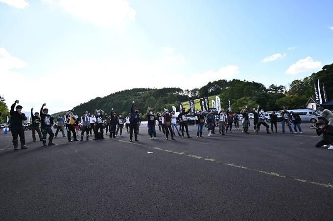 トライアンフのアドベンチャーモデルが長野県に集結!「TRIUMPH ADVENTURE CHALLENGE 1st」レポートの40画像