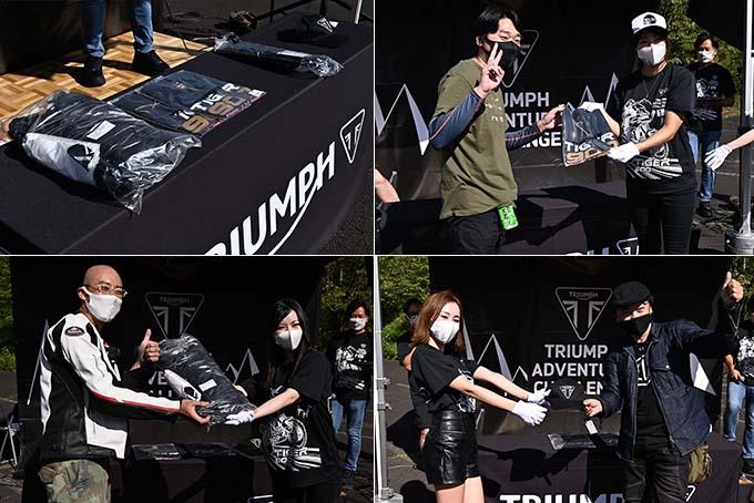 トライアンフのアドベンチャーモデルが長野県に集結!「TRIUMPH ADVENTURE CHALLENGE 1st」レポートの41画像