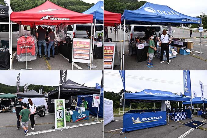 トライアンフを愛するライダーとしての一体感が魅力の「2020 Triumph National Rally in SAKUDAIRA (トライアンフ・ナショナル・ラリー in 佐久平)」レポートの21画像