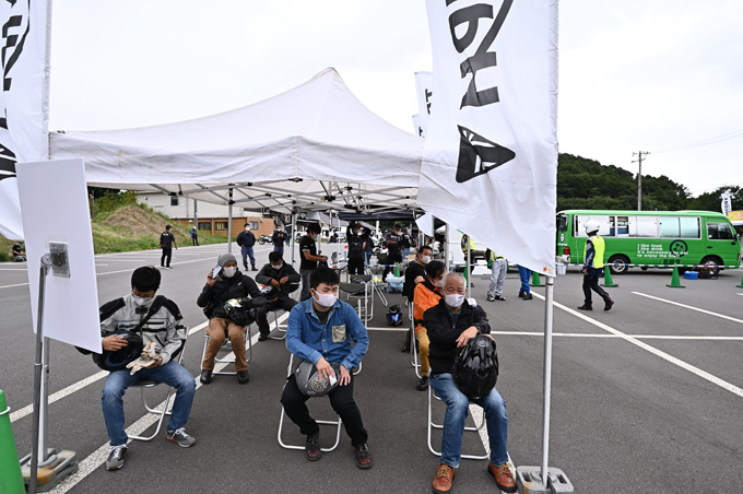 トライアンフを愛するライダーとしての一体感が魅力の「2020 Triumph National Rally in SAKUDAIRA (トライアンフ・ナショナル・ラリー in 佐久平)」レポートの29画像