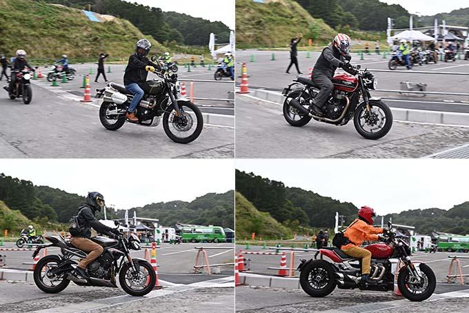 トライアンフを愛するライダーとしての一体感が魅力の「2020 Triumph National Rally in SAKUDAIRA (トライアンフ・ナショナル・ラリー in 佐久平)」レポートの31画像