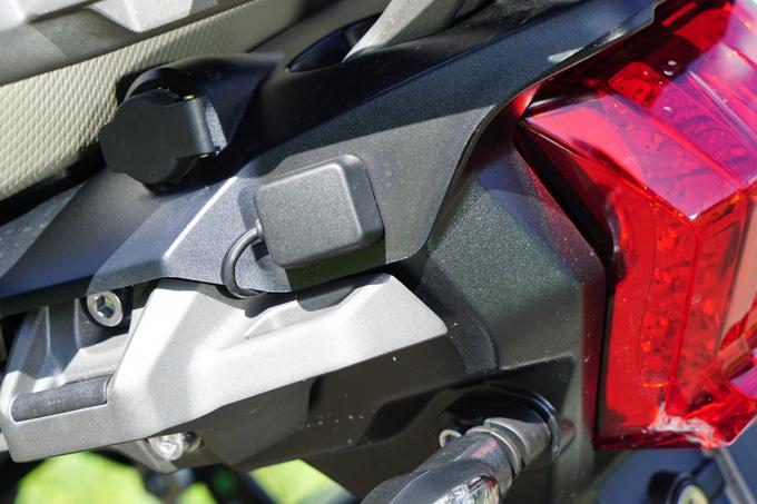 ドライブレコーダー『EDR-21G』を装備したタイガー1200デザートエディションで、2020トライアンフ・ナショナル・ラリーin佐久平に行ってきた!の03画像