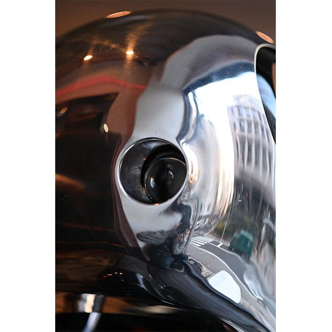 ト「ON THE ROAD'20~THE HIDE MOTORCYCLE Supported by NEUTRAL & RUDE GALLERY~」トライアンフのボンネビルボバーを宝石のようなカフェレーサーにカスタムの07画像
