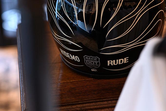 ト「ON THE ROAD'20~THE HIDE MOTORCYCLE Supported by NEUTRAL & RUDE GALLERY~」トライアンフのボンネビルボバーを宝石のようなカフェレーサーにカスタムの24画像