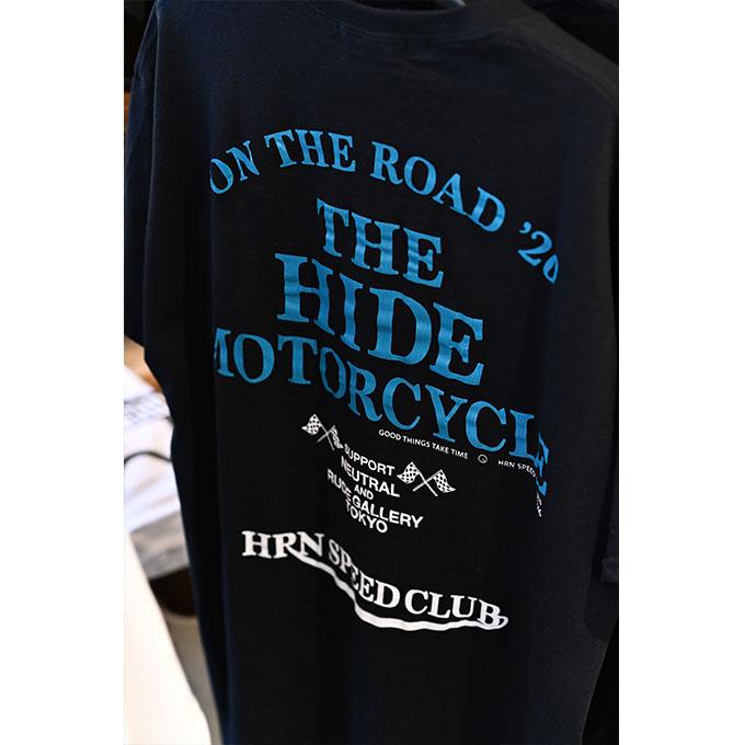 ト「ON THE ROAD'20~THE HIDE MOTORCYCLE Supported by NEUTRAL & RUDE GALLERY~」トライアンフのボンネビルボバーを宝石のようなカフェレーサーにカスタムの26画像
