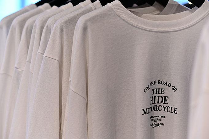ト「ON THE ROAD'20~THE HIDE MOTORCYCLE Supported by NEUTRAL & RUDE GALLERY~」トライアンフのボンネビルボバーを宝石のようなカフェレーサーにカスタムの29画像