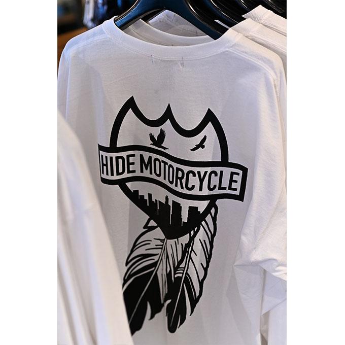 ト「ON THE ROAD'20~THE HIDE MOTORCYCLE Supported by NEUTRAL & RUDE GALLERY~」トライアンフのボンネビルボバーを宝石のようなカフェレーサーにカスタムの30画像