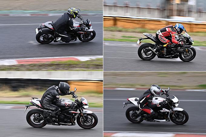 安全にスポーツライディングを楽しむためのサーキット講習会!「第4回 トライアンフ・ライディング・アカデミー(TRA)」 レポートの29画像