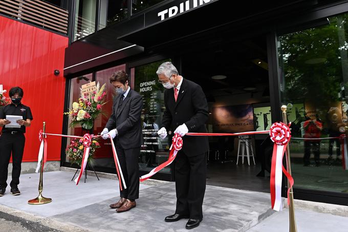 埼玉県唯一のトライアンフ正規販売店「トライアンフ埼玉南」が8/19にグランドオープン!の07画像