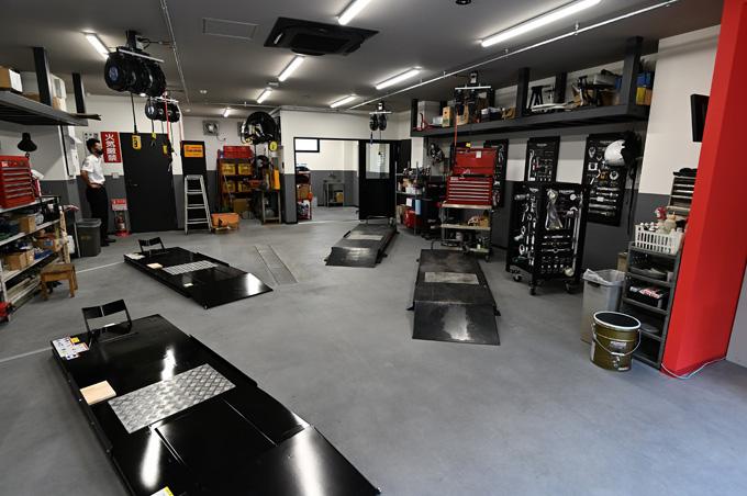 埼玉県唯一のトライアンフ正規販売店「トライアンフ埼玉南」が8/19にグランドオープン!の18画像