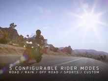 The NEW Triumph Tiger Explorer Details – Technologyの画像