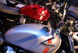 【速報】2016年にボンネビルシリーズが水冷エンジンを搭載の画像